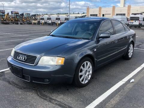 2004 Audi A6 for sale at South Tacoma Motors Inc in Tacoma WA