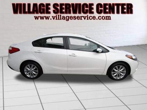 2016 Kia Forte for sale at VILLAGE SERVICE CENTER in Penns Creek PA