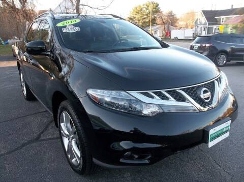 2014 Nissan Murano for sale at Metro West Auto in Bellingham MA