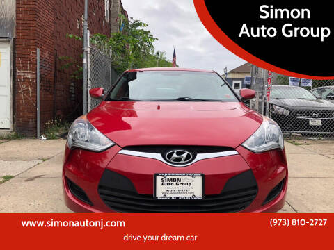 2013 Hyundai Veloster for sale at Simon Auto Group in Newark NJ
