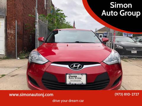 2013 Hyundai Veloster for sale at Simon Auto Group in Newark NJ