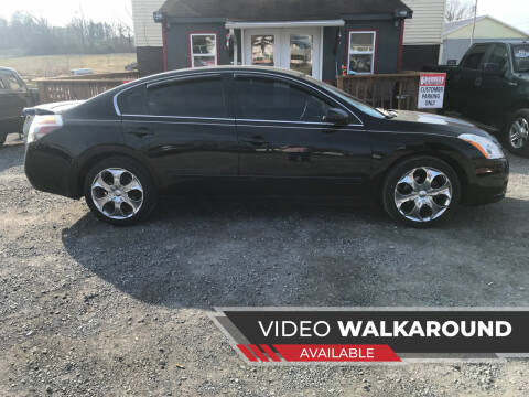 2011 Nissan Altima for sale at PENWAY AUTOMOTIVE in Chambersburg PA