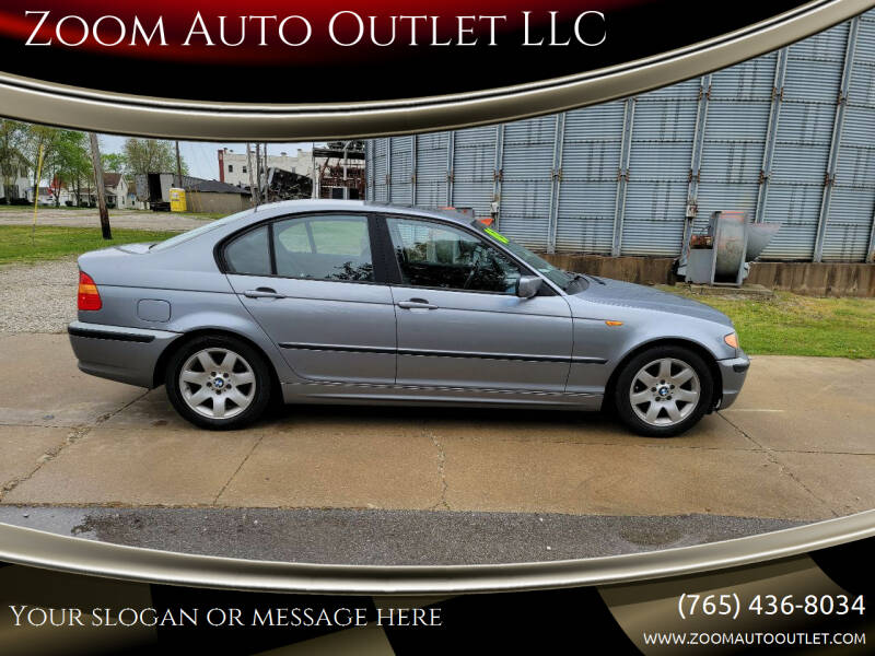 2003 BMW 3 Series for sale at Zoom Auto Outlet LLC in Thorntown IN