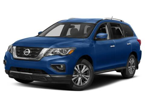 2019 Nissan Pathfinder for sale at BORGMAN OF HOLLAND LLC in Holland MI