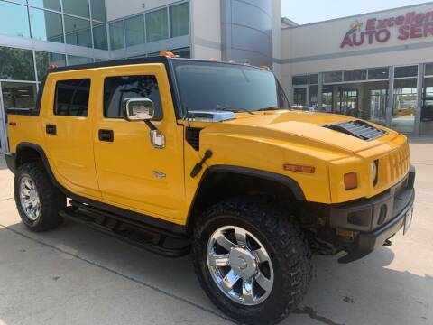 2005 HUMMER H2 SUT for sale at Excellence Auto Direct in Euless TX