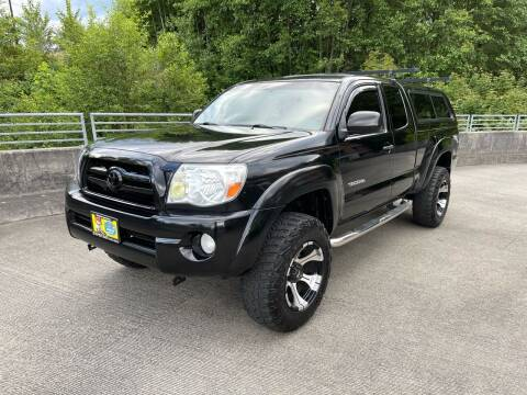 2006 Toyota Tacoma for sale at Zipstar Auto Sales in Lynnwood WA