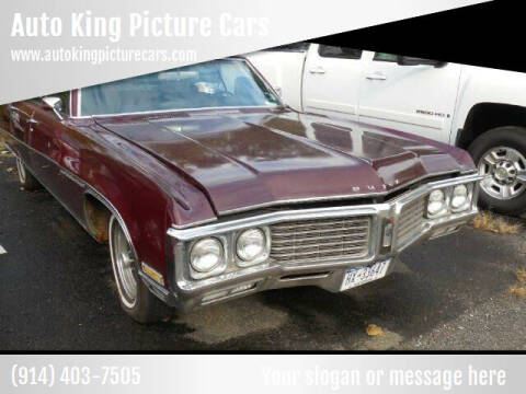 1970 Buick Electra for sale at Auto King Picture Cars - Rental in Westchester County NY