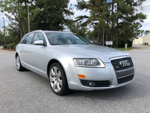 2006 Audi A6 for sale at Global Auto Exchange in Longwood FL