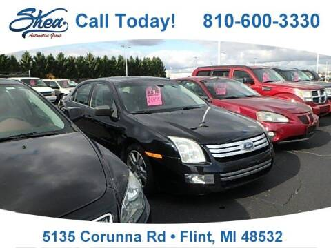 2007 Ford Fusion for sale at Jamie Sells Cars 810 in Flint MI