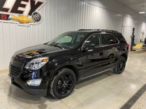 2017 Chevrolet Equinox for sale at Finley Motors in Finley ND