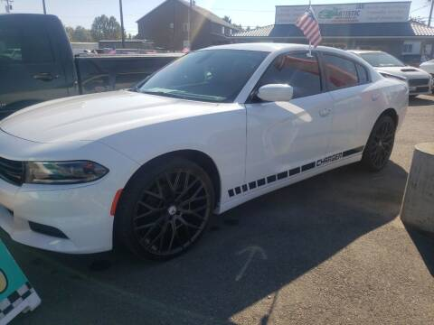 2019 Dodge Charger for sale at Artistic Auto Group, LLC in Kennewick WA