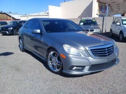 2011 Mercedes-Benz E-Class for sale at 1ST AUTO & MARINE in Apache Junction AZ