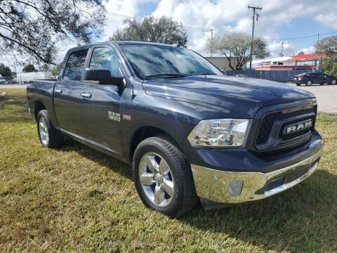 2017 RAM Ram Pickup 1500 for sale at VC Auto Sales in Miami FL