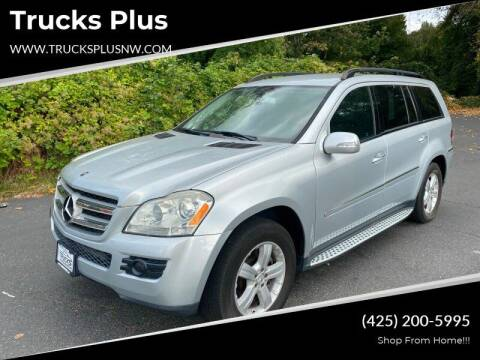2007 Mercedes-Benz GL-Class for sale at Trucks Plus in Seattle WA