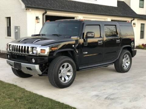 2009 HUMMER H2 for sale at Classic Car Deals in Cadillac MI
