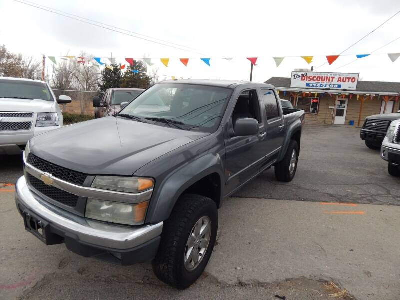2009 Chevrolet Colorado for sale at Dave's discount auto sales Inc in Clearfield UT