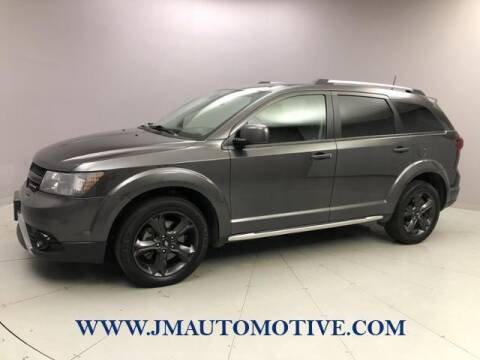 2018 Dodge Journey for sale at J & M Automotive in Naugatuck CT