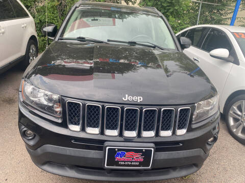 2016 Jeep Compass for sale at Nations Auto Inc. II in Denver CO