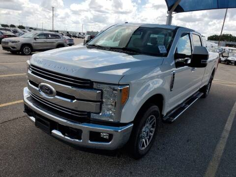 2017 Ford F-250 Super Duty for sale at KAYALAR MOTORS in Houston TX