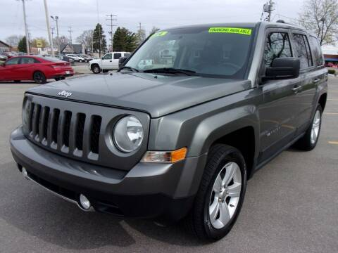 2011 Jeep Patriot for sale at Ideal Auto Sales, Inc. in Waukesha WI