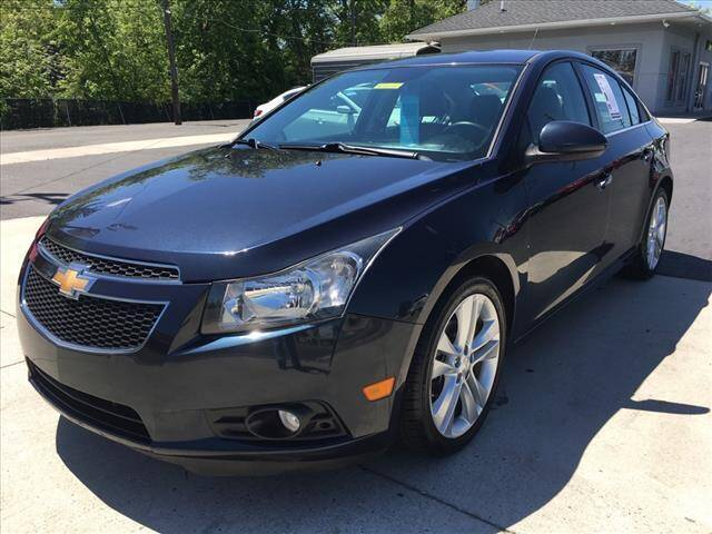 2014 Chevrolet Cruze for sale in Southampton Township, NJ