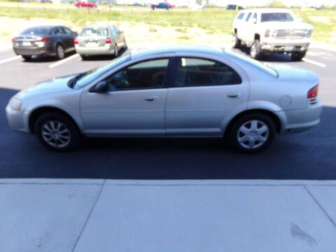 2005 Dodge Stratus for sale at West End Auto Sales LLC in Richmond VA