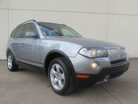 2007 BMW X3 for sale at QUALITY MOTORCARS in Richmond TX
