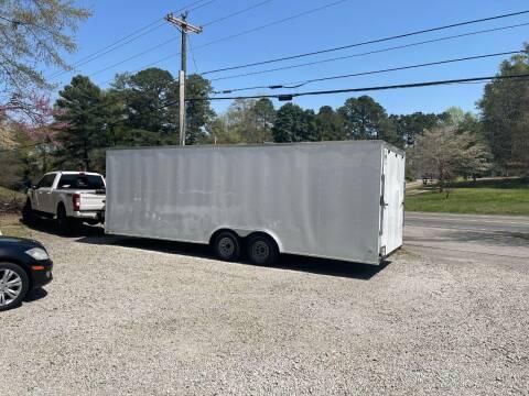 2019 Diamond Cargo enclosed tandem trailer for sale at Mad Motors LLC in Gainesville GA