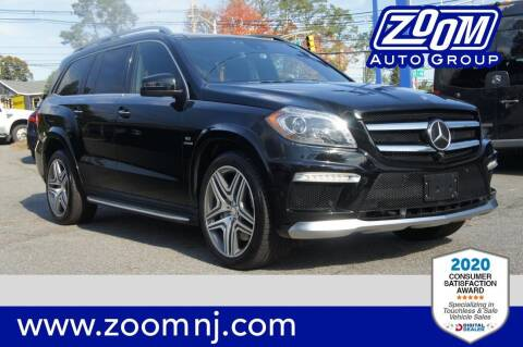 2015 Mercedes-Benz GL-Class for sale at Zoom Auto Group in Parsippany NJ
