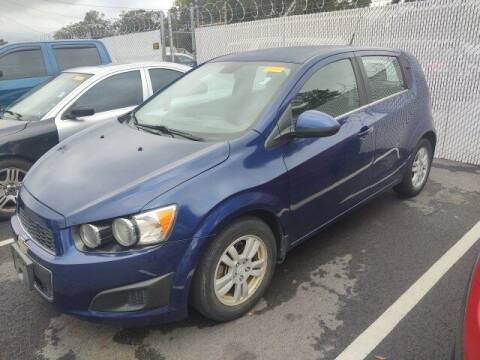 2012 Chevrolet Sonic for sale at 6348 Auto Sales in Chesapeake VA