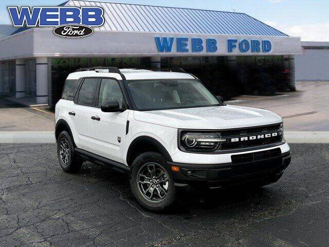 2021 Ford Bronco Sport for sale in Highland, IN