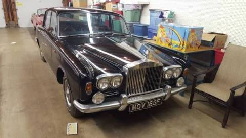1968 Rolls-Royce Silver Shadow for sale at Classic Car Deals in Cadillac MI