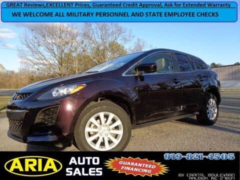 2010 Mazda CX-7 for sale at ARIA  AUTO  SALES in Raleigh NC