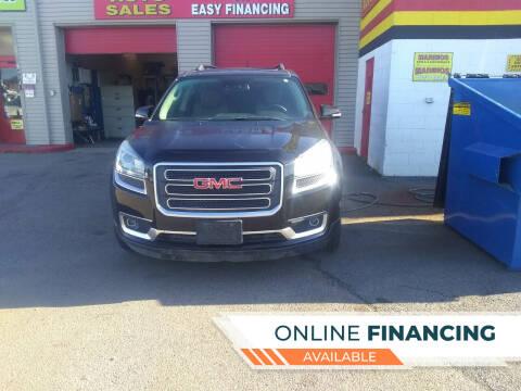 2016 GMC Acadia for sale at Marino's Auto Sales in Laurel DE