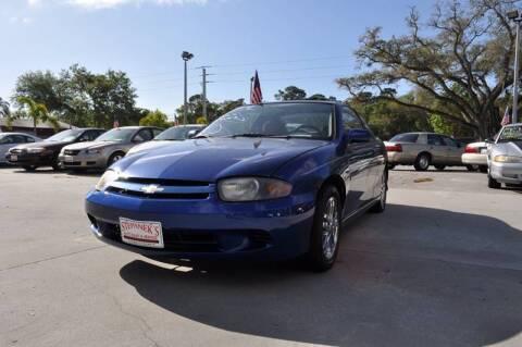 2004 Chevrolet Cavalier for sale at STEPANEK'S AUTO SALES & SERVICE INC. in Vero Beach FL