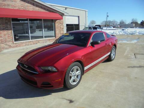 2013 Ford Mustang for sale at US PAWN AND LOAN in Austin AR