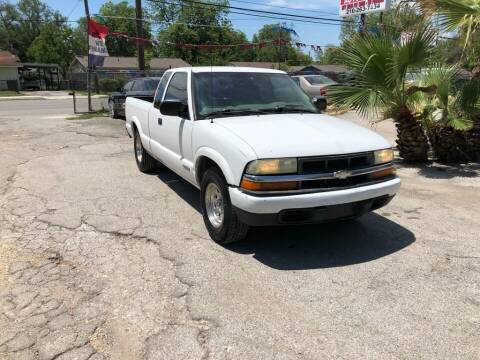 2003 Chevrolet S-10 for sale at Approved Auto Sales in San Antonio TX