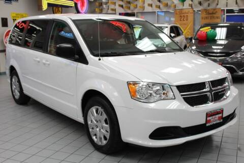 2017 Dodge Grand Caravan for sale at Windy City Motors in Chicago IL