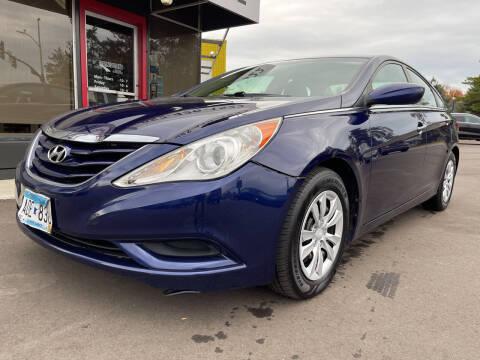 2011 Hyundai Sonata for sale at Mainstreet Motor Company in Hopkins MN