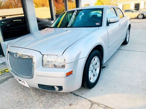 2006 Chrysler 300 for sale at Auto Space LLC in Norfolk VA
