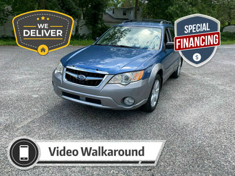 2008 Subaru Outback for sale at Bricktown Motors in Brick NJ