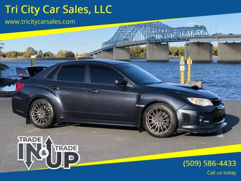 2012 Subaru Impreza for sale at Tri City Car Sales, LLC in Kennewick WA