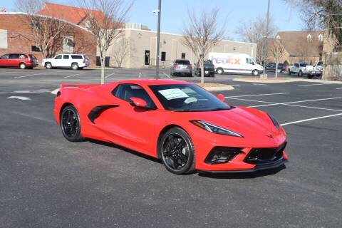2021 Chevrolet Corvette for sale at Auto Collection Of Murfreesboro in Murfreesboro TN
