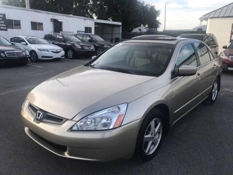 2005 Honda Accord for sale at Cartina in Tampa FL