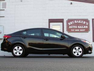 2018 Kia Forte for sale at Brubakers Auto Sales in Myerstown PA