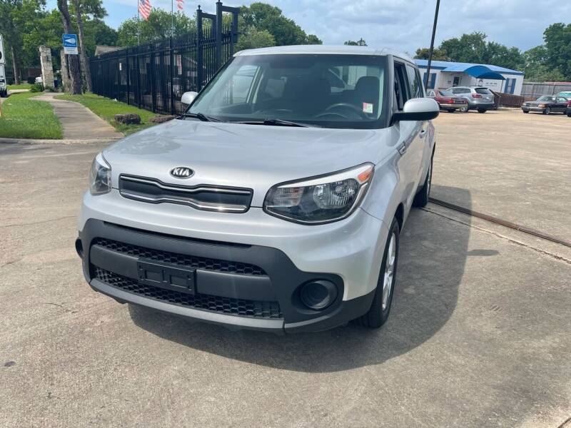 2017 Kia Soul for sale at Newsed Auto in Houston TX