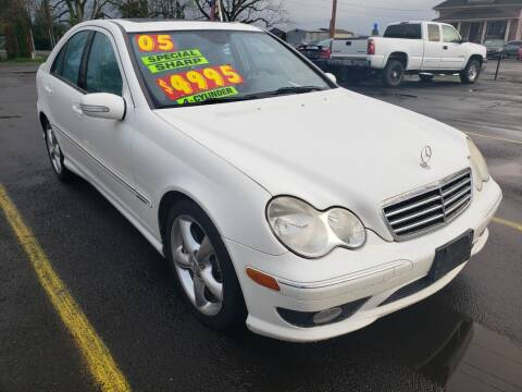 2005 Mercedes-Benz C-Class for sale at Low Price Auto and Truck Sales, LLC in Brooks OR