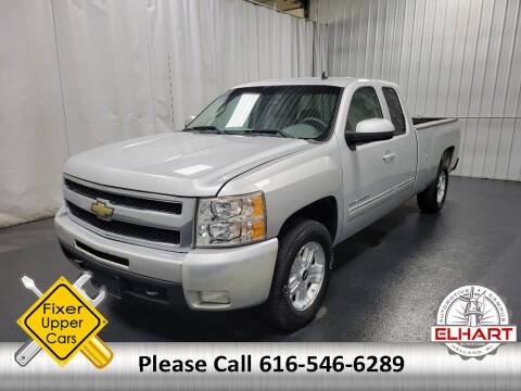 2010 Chevrolet Silverado 1500 for sale at Elhart Automotive Campus in Holland MI