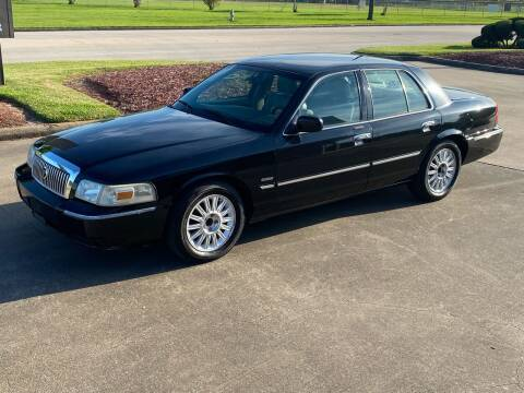 2010 Mercury Grand Marquis for sale at M A Affordable Motors in Baytown TX