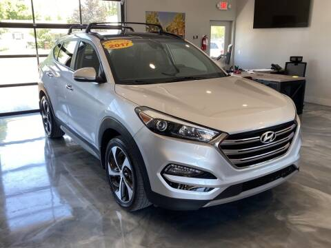 2017 Hyundai Tucson for sale at Crossroads Car & Truck in Milford OH